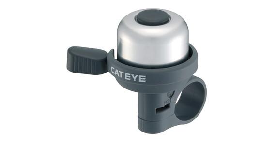 CatEye OH 1000 soittokello , musta/hopea